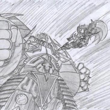 Dark knight Hunter