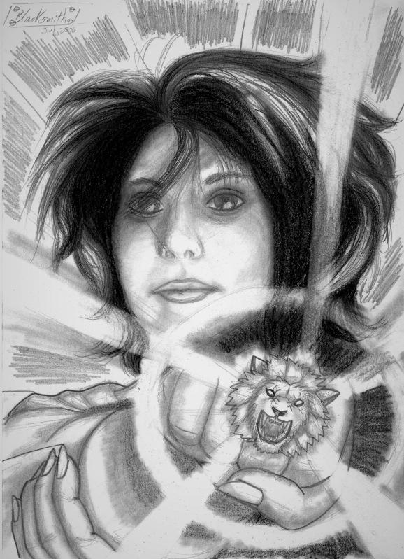 Lion roar Ailin BlackShalom