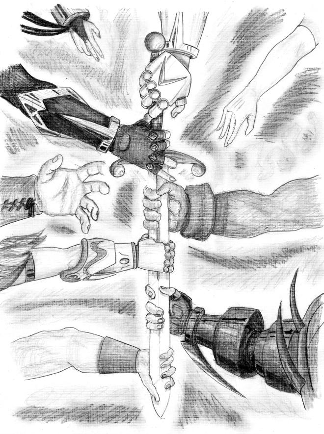 La espada de los espiritus